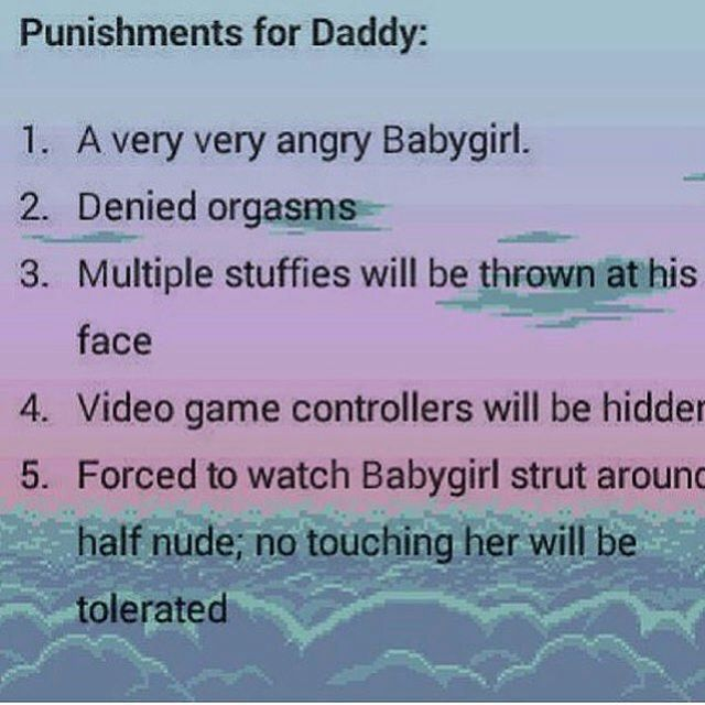 The Truth About DDLG As Told by a Little