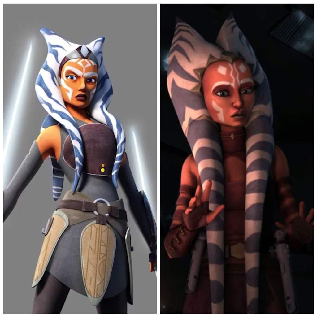 Star Wars Rebels vs The Clone Wars Animation   Star Wars Amino - photo#24
