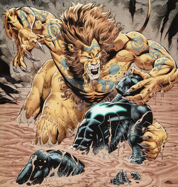 Luke Fox Batwing Wallpaper: Batwing (Luke Fox) - The Undervalued Superhero!