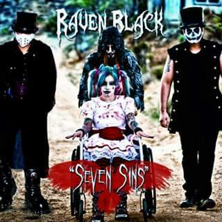 You raven black photo confirm