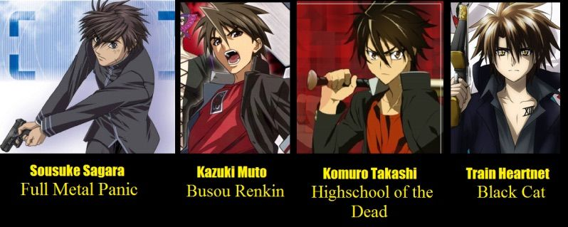 Anime Characters Look Alike : Anime characters who look alike amino