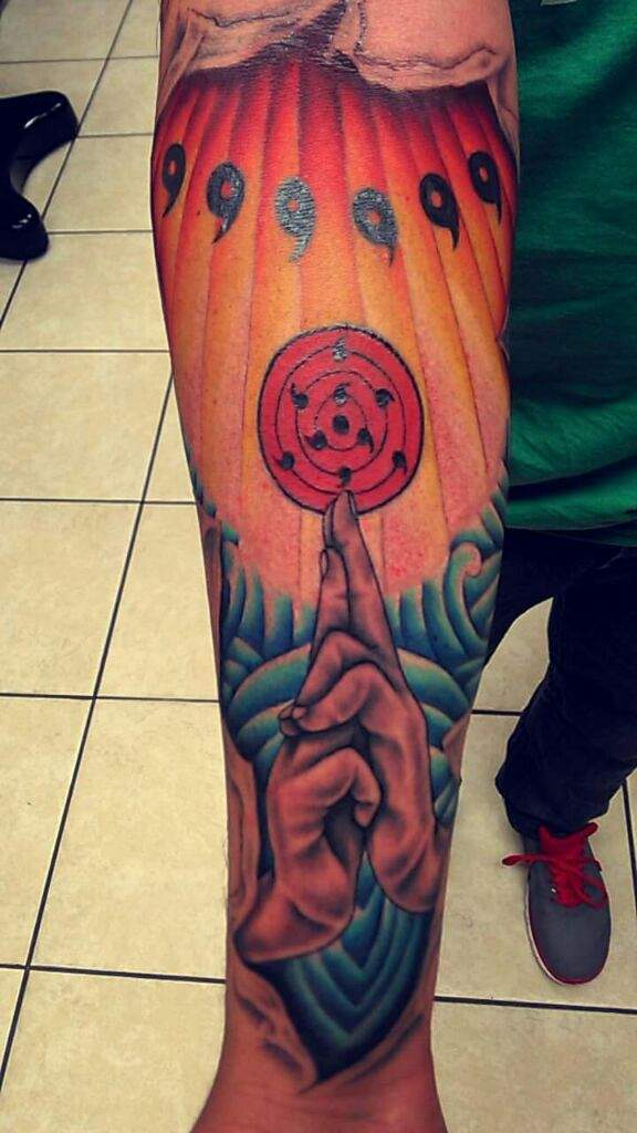 Madara Tattoo Pictures to Pin on Pinterest - TattoosKid