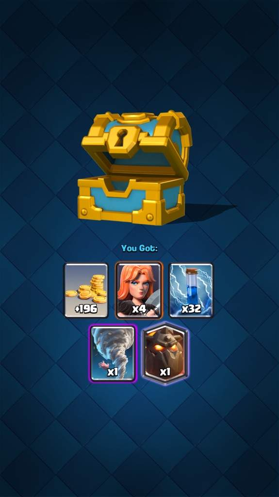 how to get legendary chest in clash royale