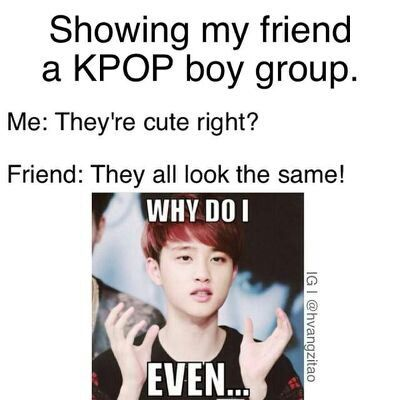 13 Memes For The K Pop Lover Her Campus