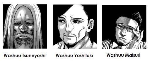 Washuu Clan Wiki Ghoul Amino