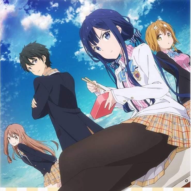 Masamune-kun no Revenge | Anime Amino