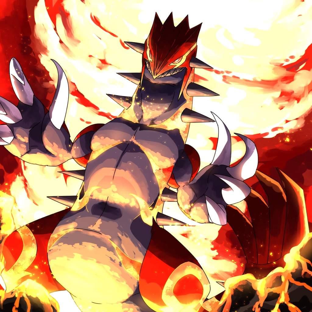 Primal Groudon | Pokemon Sun And Moon™ Amino