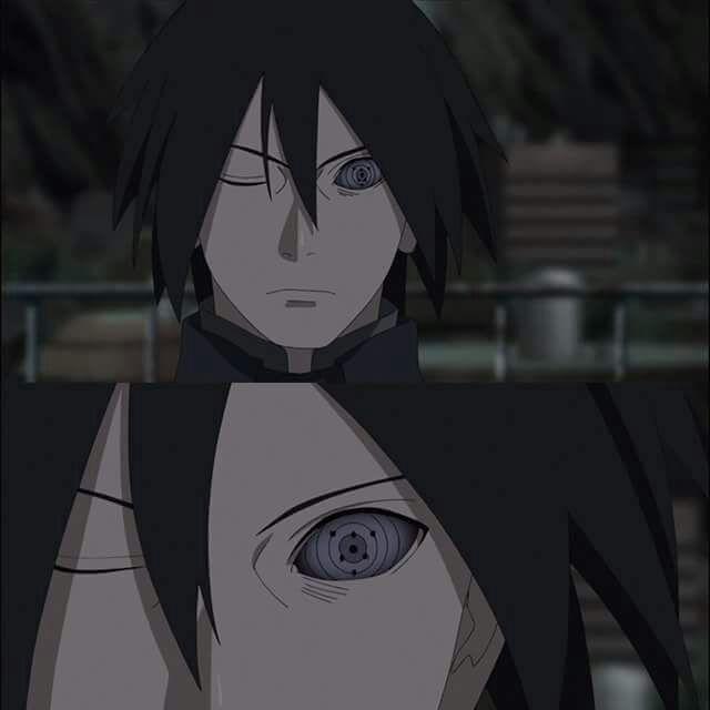 Borutos Eye The Jougan Naruto Amino: 6 Tomoe Rinnegan🔥