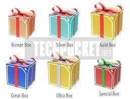 Pokemon Go Christmas Boxes.Pokemon Go Christmas 2016 New Year 2017 Six Collection