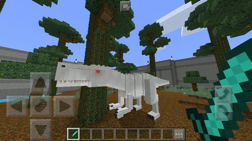 Jurassic World addon | Minecraft Amino