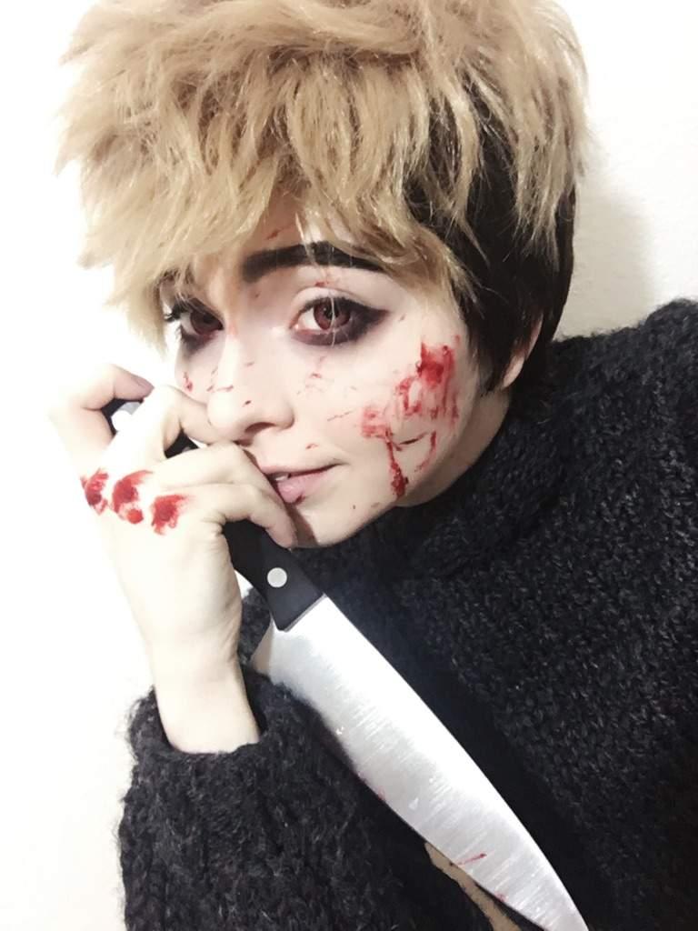 Oh Sangwoo    Killing Stalking   Cosplay Amino
