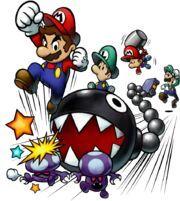 Chain Chomp | Wiki | Mario Amino