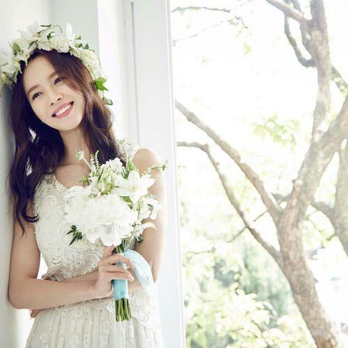 Jumong and yesoya wedding dress