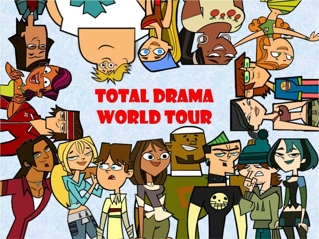Total Drama World Tour Songs Worst To Best