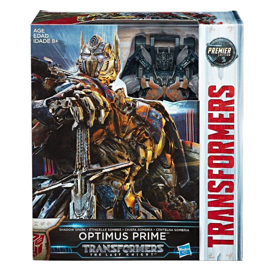 Toys For Boys 5 7 Transformers : Transformers shadow spark optimus prime and masterpiece