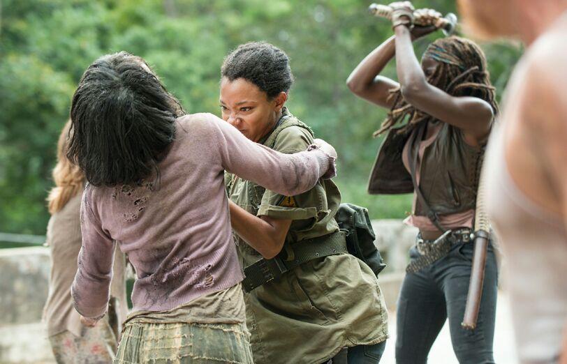 The Walking Dead: revelaron la muerte de uno de sus protagonistas