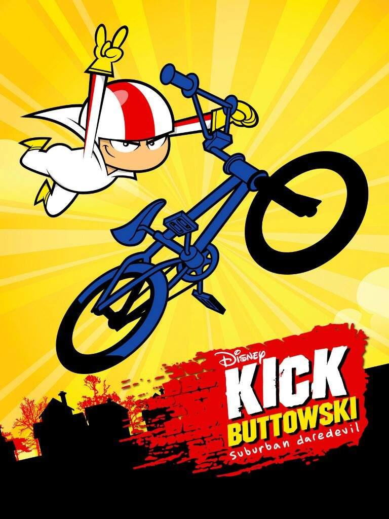 kick buttowski surban daredeavil cartoon amino