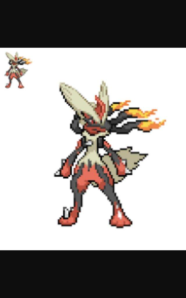 blaziken lucario pokemon sun and moon amino
