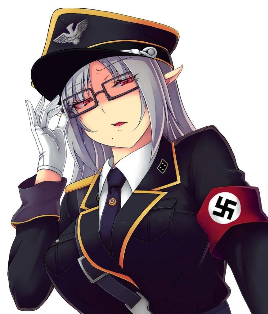 Nazi Anime