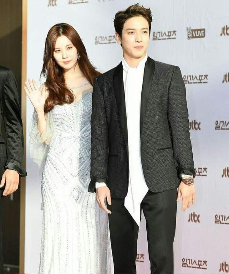 yongseo reunited ��� yonghwa cnblueamp seohyun snsd k