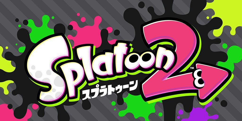 Image result for splatoon 2 logo
