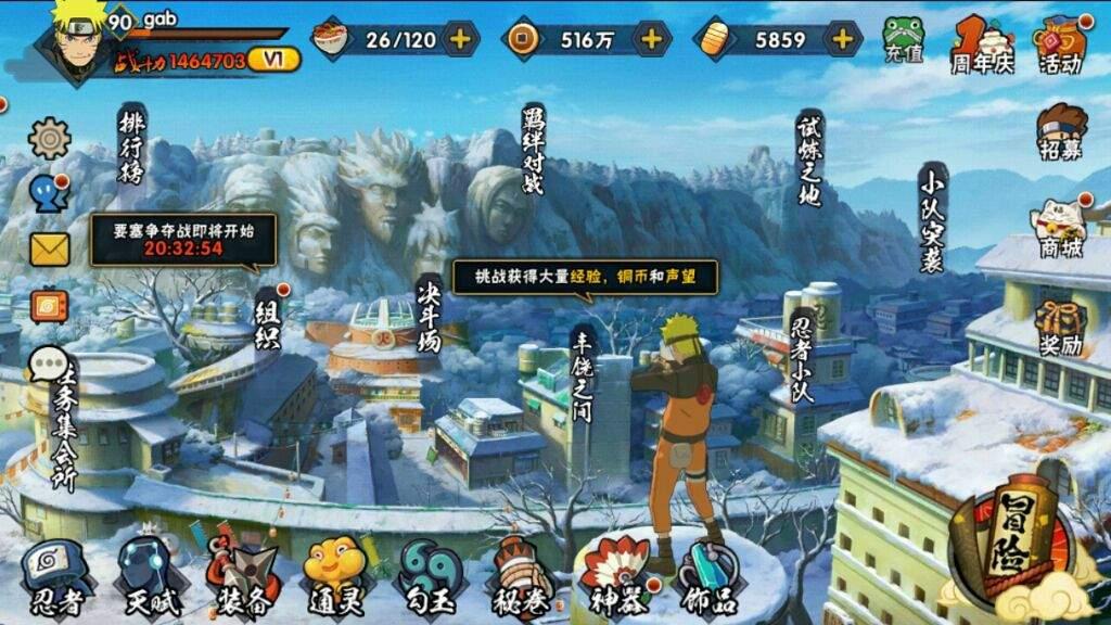 Juego Rpg De Naruto Para Android Juegos Online En Taringa