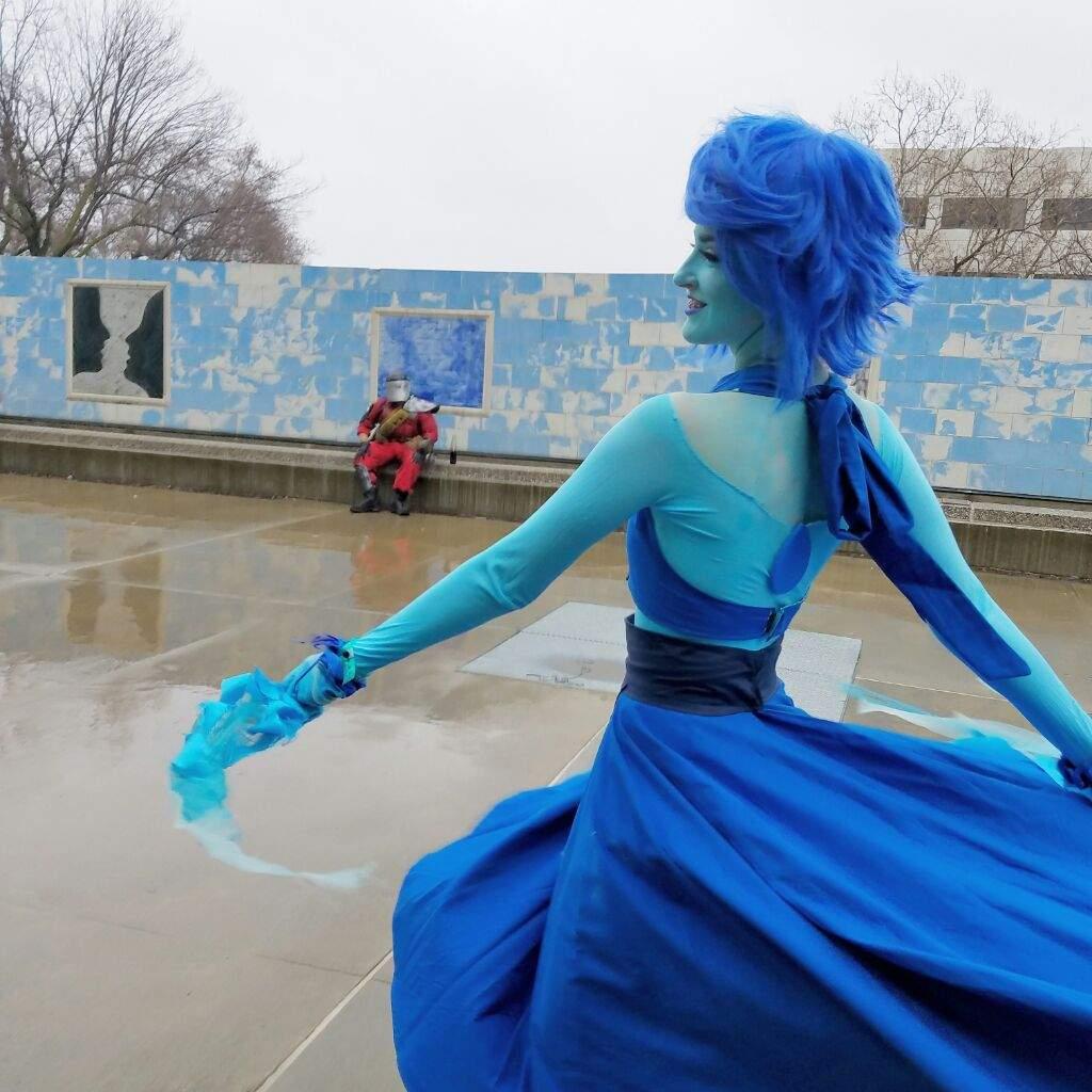 lazuli cosplay gem Lapis