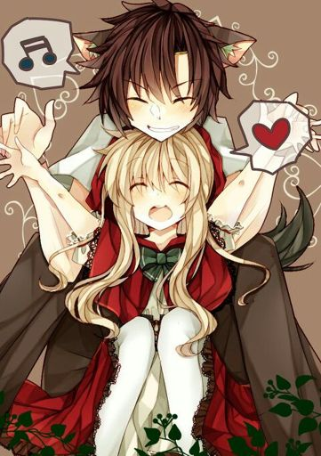 Wolf boy and wolf girl anime amino - Wolf girl anime pictures ...