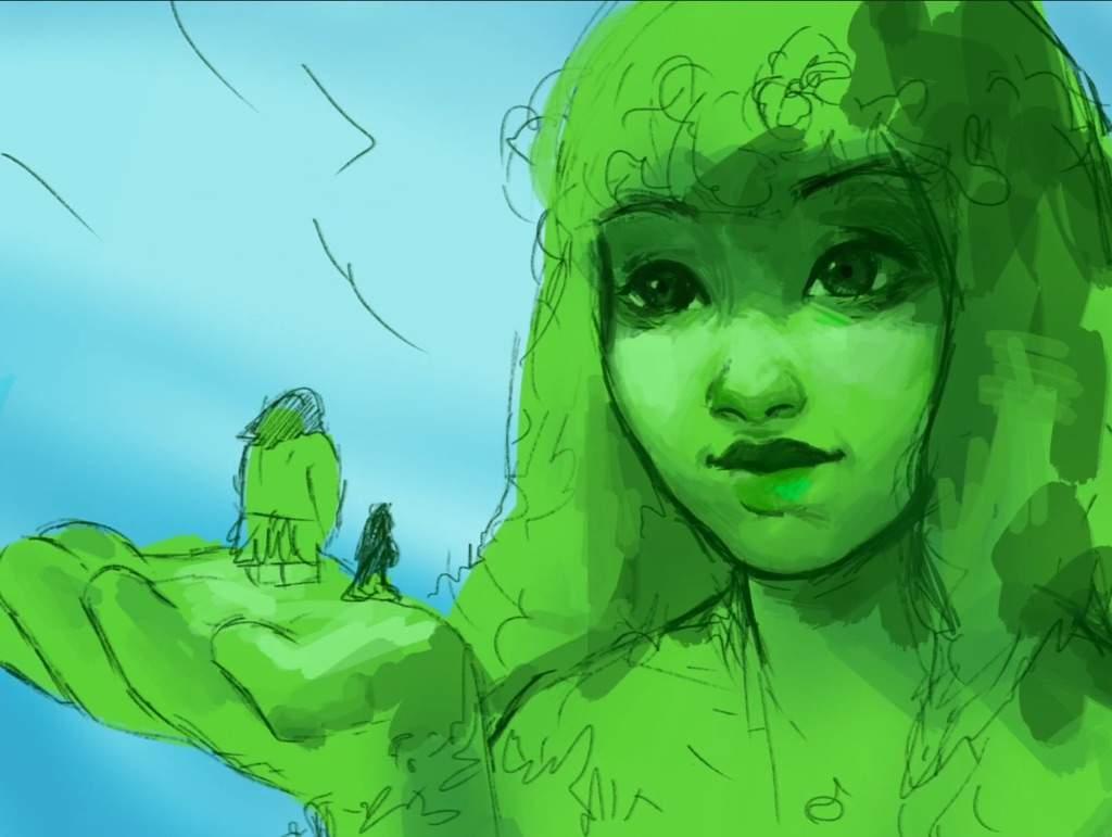Dibujo Para Colorear De Maui Personaje Película Moana: •Arte Amino• Amino