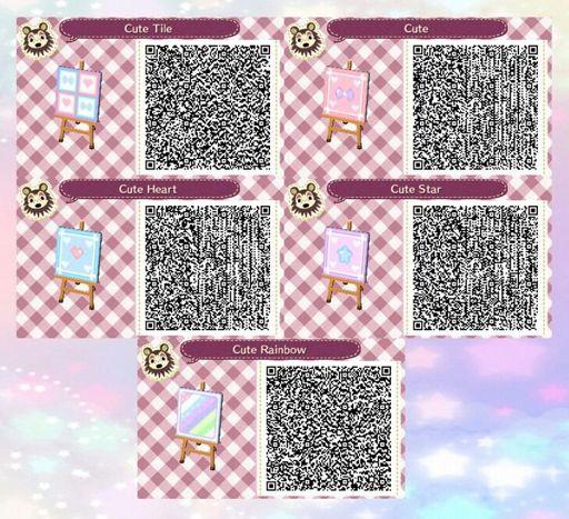 QR Codes: Paths/Wallpapers 💕 | 🍃 Animal Crossing🍃 Amino
