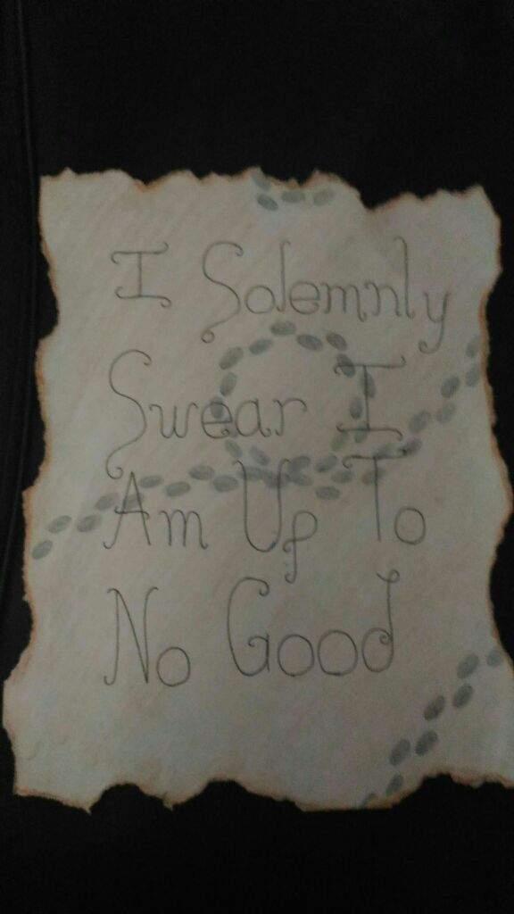 Marauders Map Homemade Poster   Harry Potter Amino