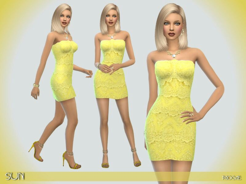 Swimwear and Outfits (TSR, Sims 4 CC Shop, Custom Content ...