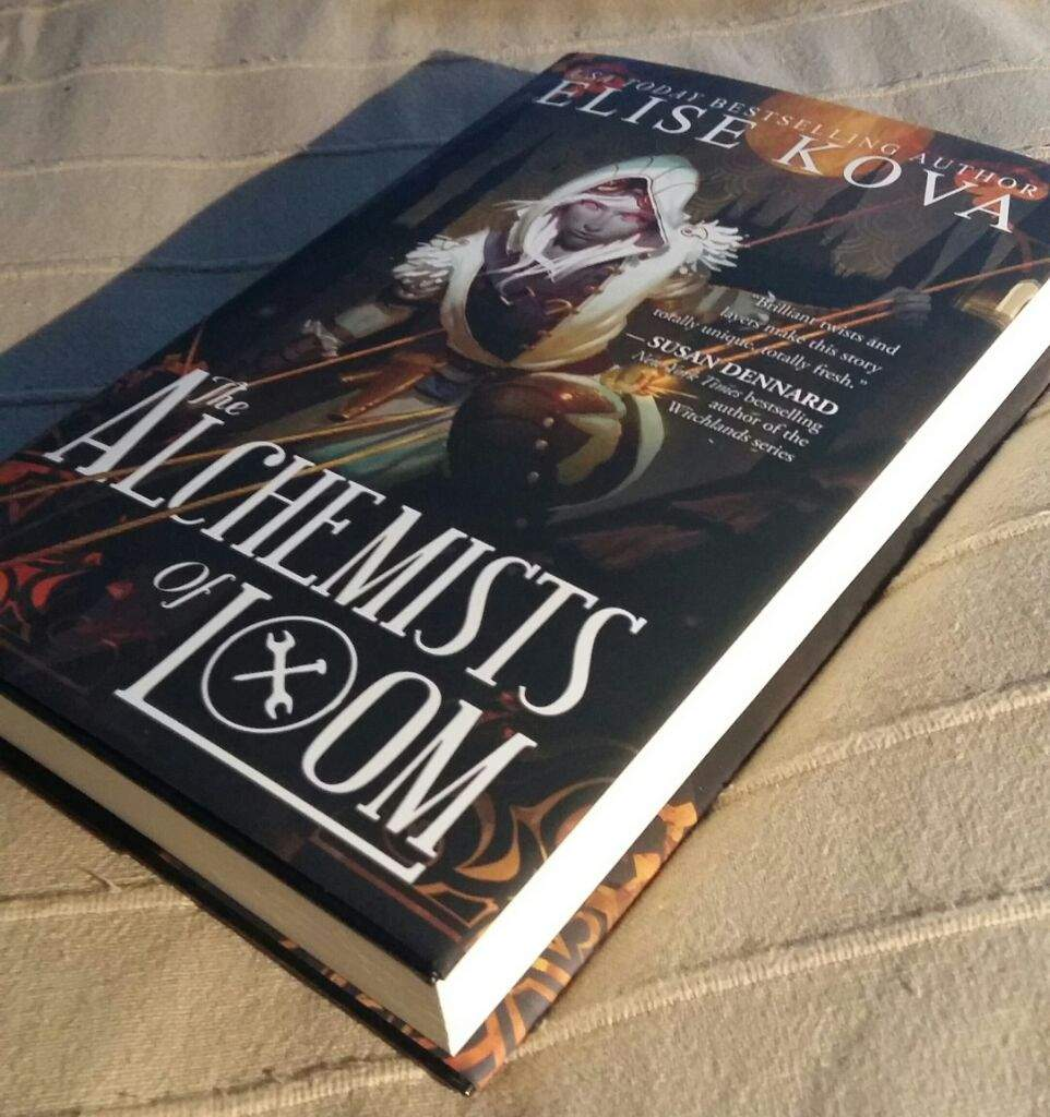 spoiler review the alchemists of loom by elise kova spoiler review the alchemists of loom by elise kova