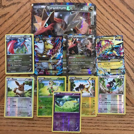 Pokemon Card Collection Pokemon Amino