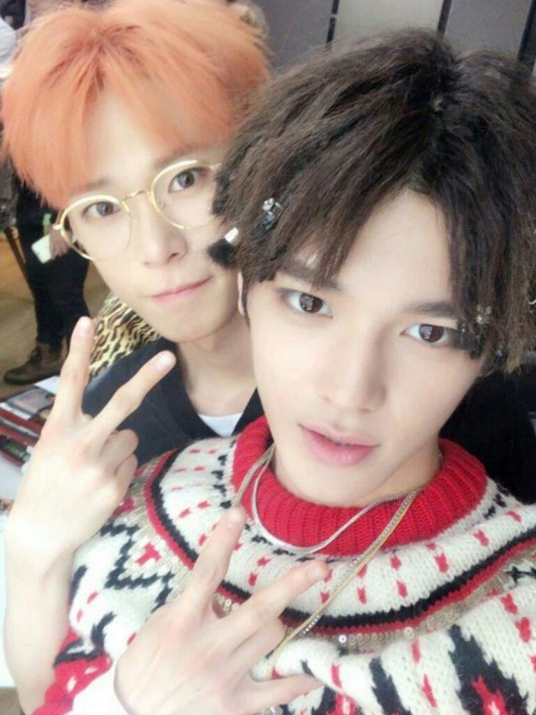 Taeyong's partner/Otp/bff/ship/duet/brother/etc ❤ | NCT Amino Amino
