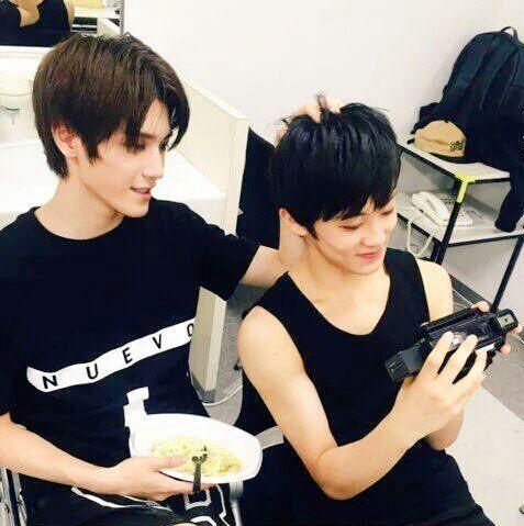 Taeyong's partner/Otp/bff/ship/duet/brother/etc ❤   NCT Amino Amino