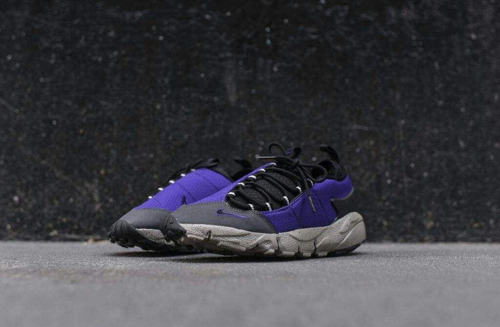 best service 126af 079f3 Nike Air Footscape NM Purple