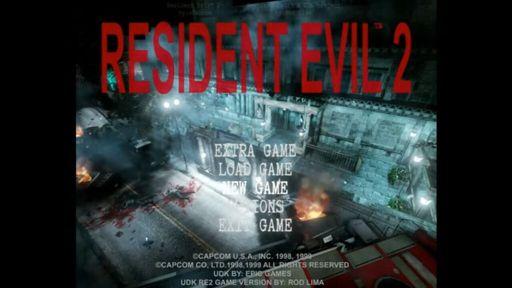 Resident Evil 2 Remake Feito Por F U00e3s  2  3