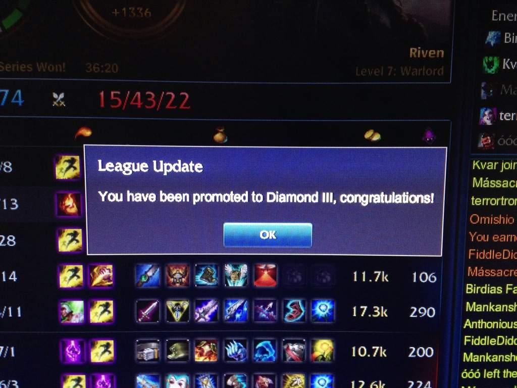 Diamond 3 Flex 5v5
