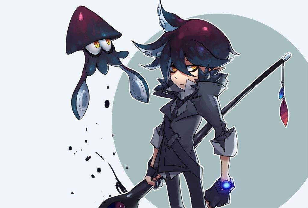 Inkling Boy Fountain Pen Concept Splatoon Amino