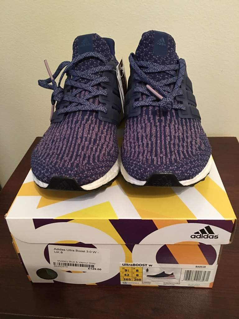 low priced 48b43 b696a Adidas ultra boost 3.0 Navy for sale | Sneakerheads Amino