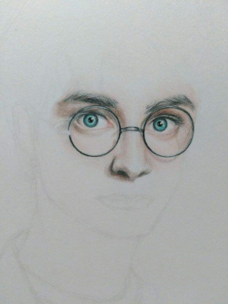 Drawing Easy D Glasses