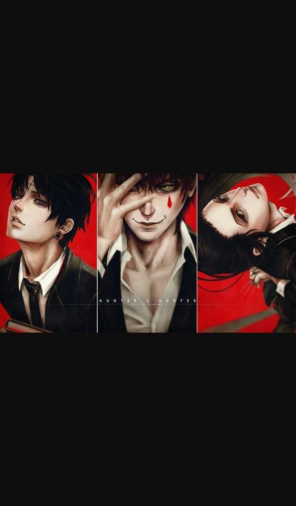 Art   Hunter x Hunter Amino