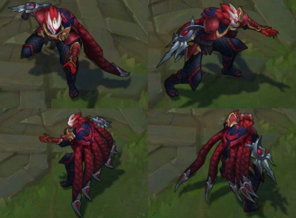 Blood Moon Talon: League Of Legends -- Official Amino