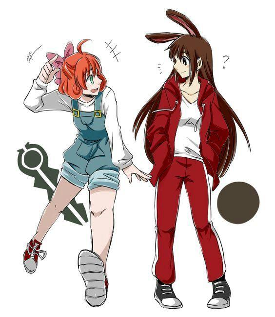 Energizer Bunny (Velvet x Penny) Crack ship | RWBY Amino