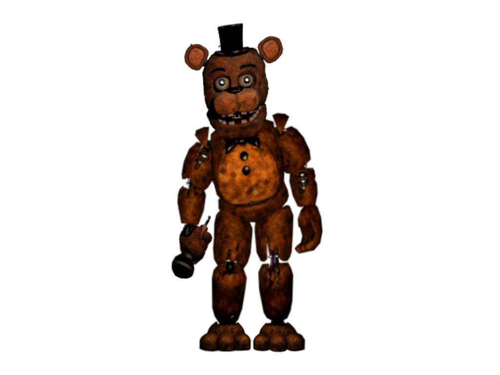 Old Freddy Toys : Todos los animatronicos de fnaf amino español