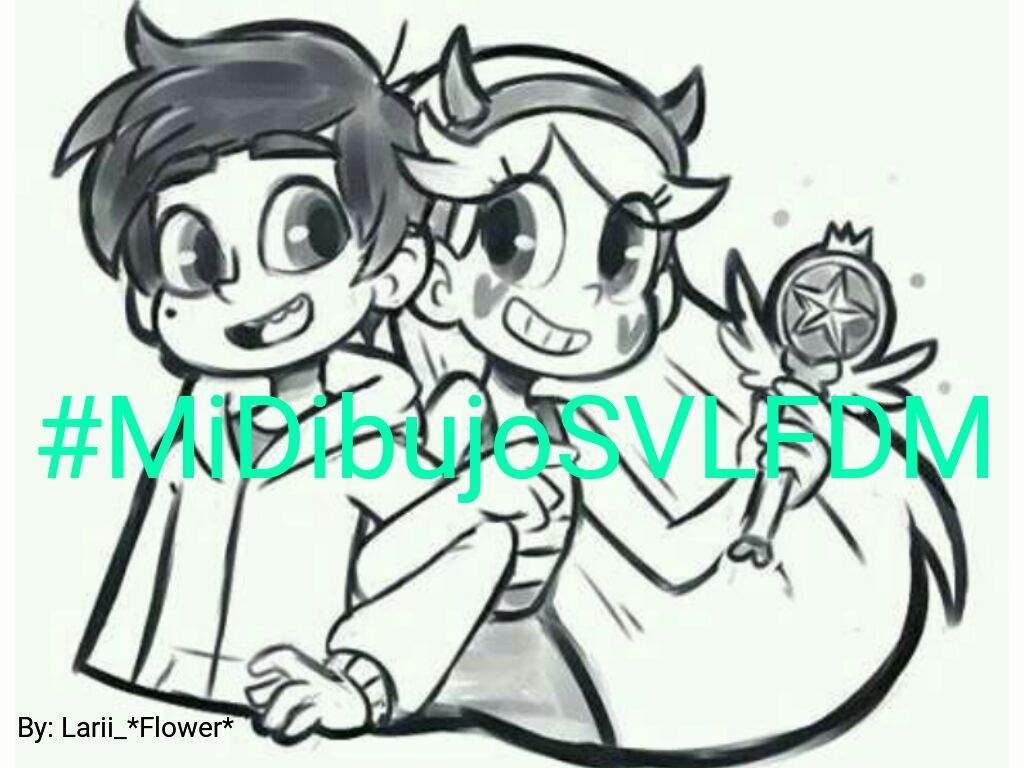 #MiDibujoSVLFDM4 ¡¡ya El Cuarto Día!!