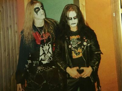 Short Blog About Corpse Paint Metal Amino