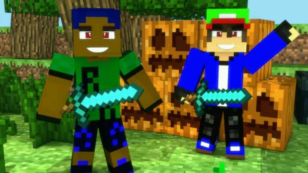 Mais Um Que Meu Amigo Fez Minecraft Brasil Amino