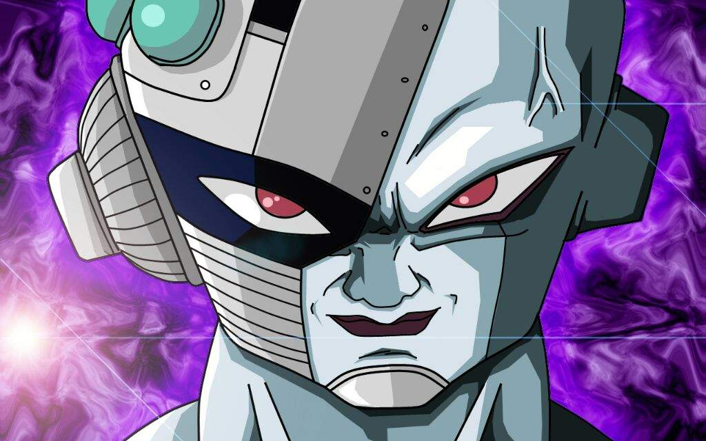 Mecha frieza VS Android 20 | DragonBallZ Amino